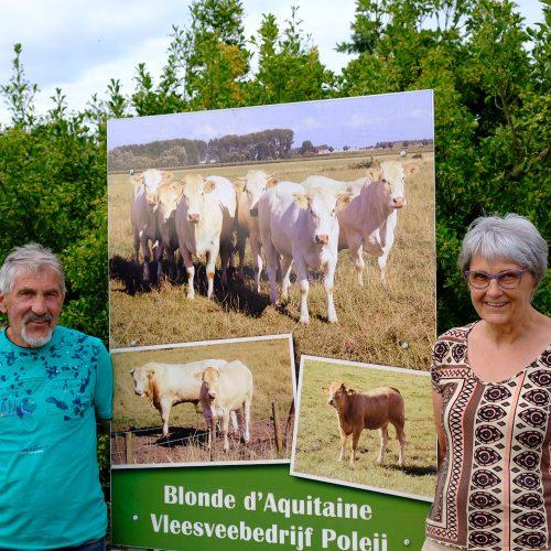Natuurvlees boerderij Poleij