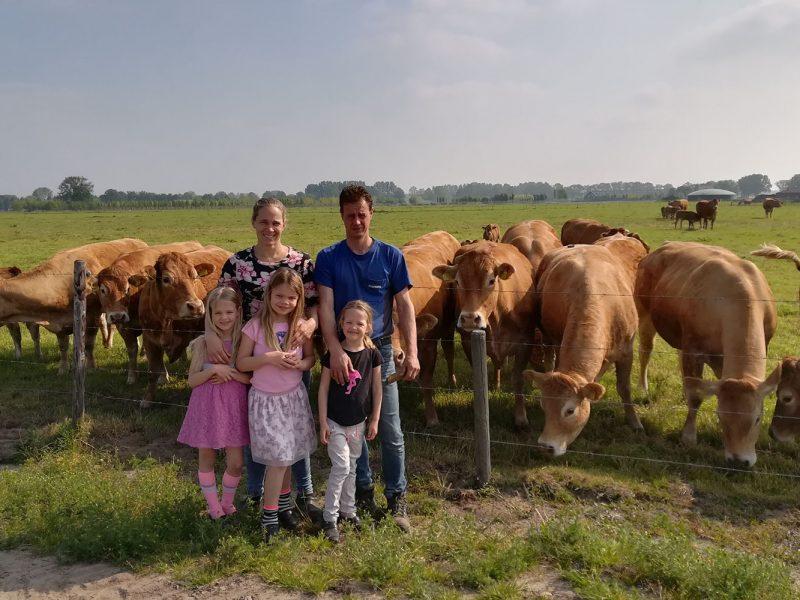 Natuurvlees boerderij Vromans