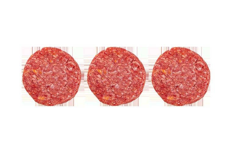 Natuurvlees Hamburger