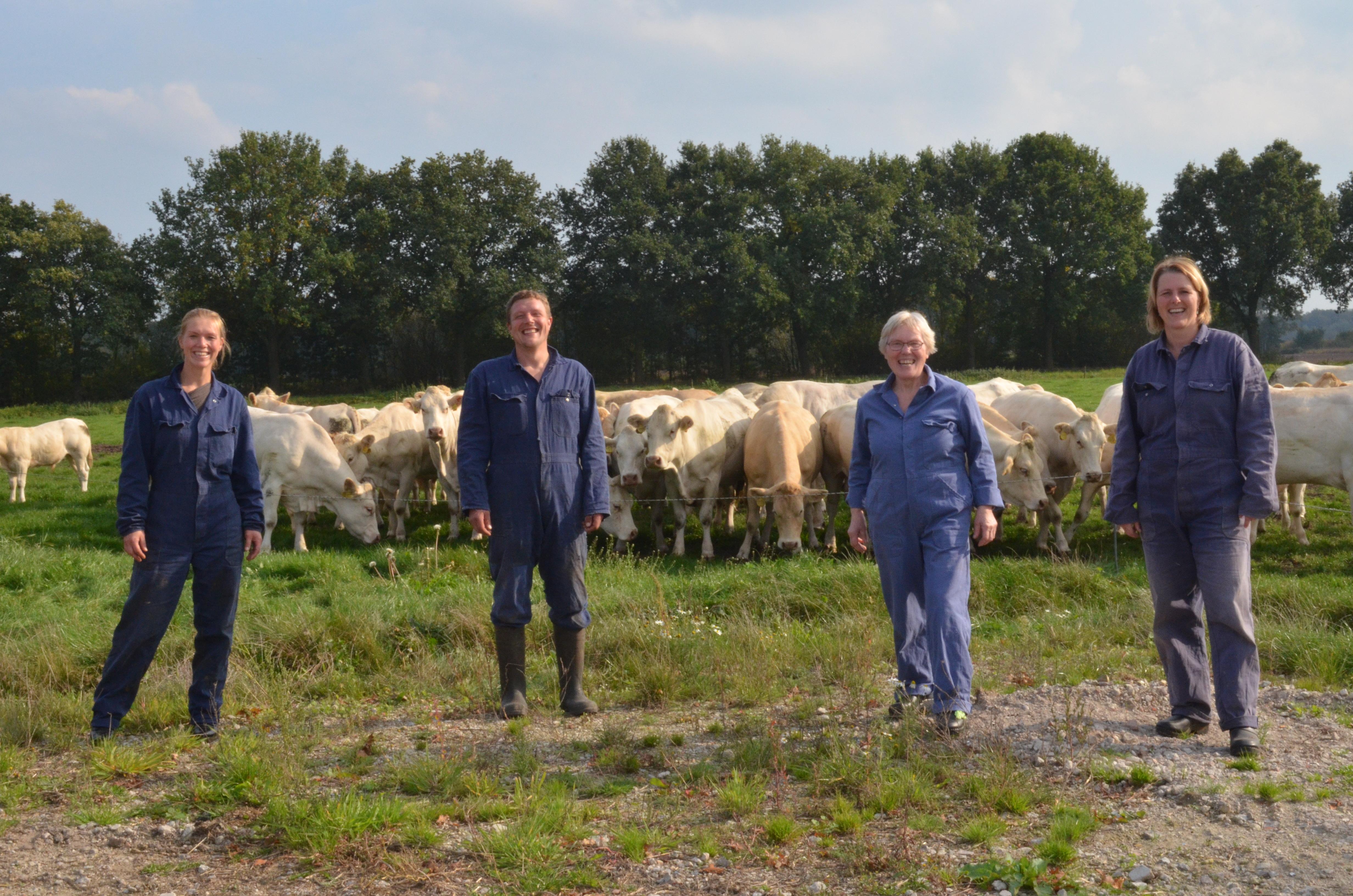Natuurvlees boerderij van Lieshout