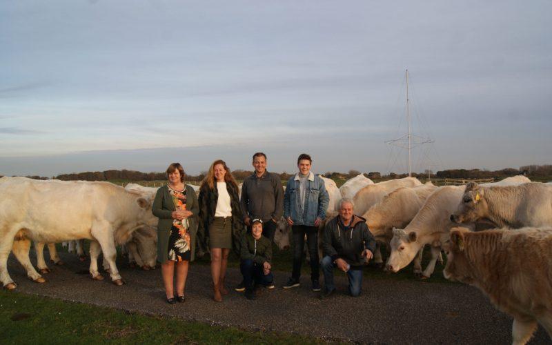 AHSC Goedegebuur Natuurvlees boerderij