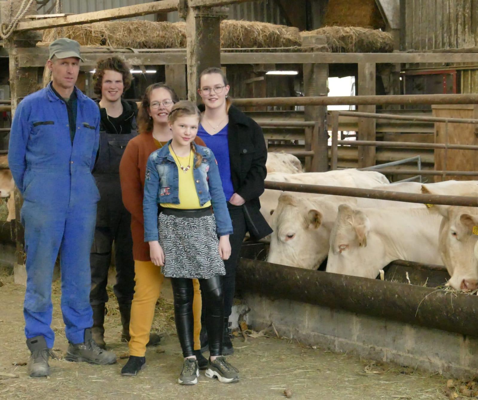 Natuurvleesboerderij MTS In 'T Anker