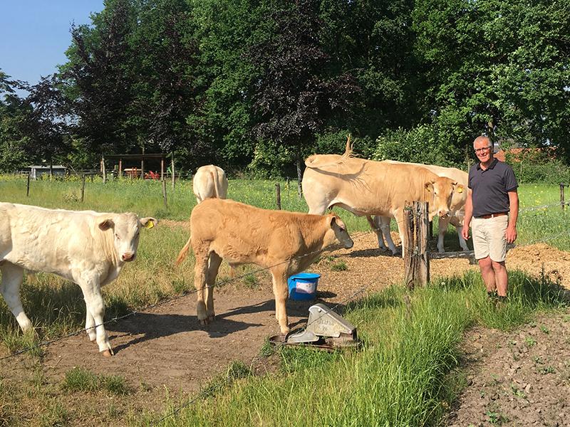 Natuurvlees boerderij Verhagen